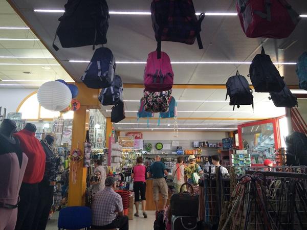 shopping, arguineguin
