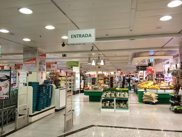 supermarket, arguineguin, gran canaria
