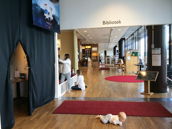 rum för barn, kulturhuset, stockholm