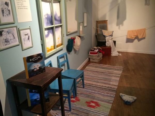 systern från havet, utställning, barn, stockholm