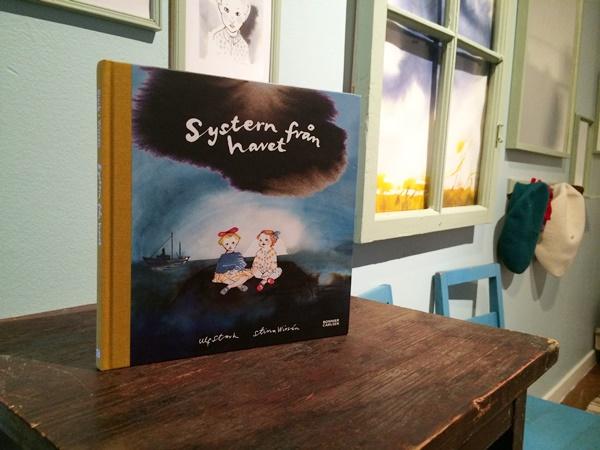 utställning, barnbok, barn, stockholm