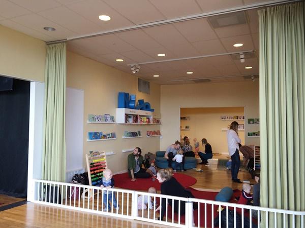 barnledig, aktivitet, stockholm