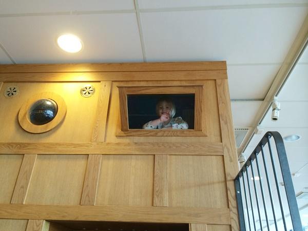 barnbibliotek, rumför barn, kulturhuset