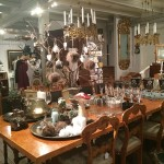 antikhandel, loppis, cafe, arboga, hjälmare kanal